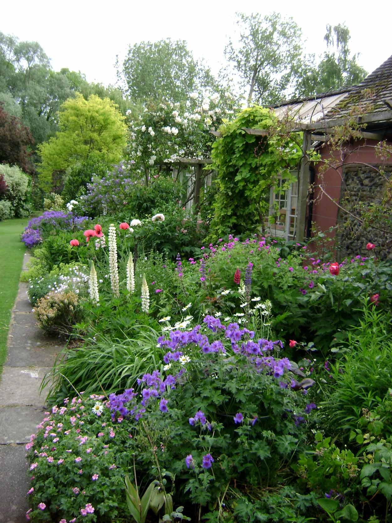 Pictures Of Garden Pathways And Walkways: Cbc Garden